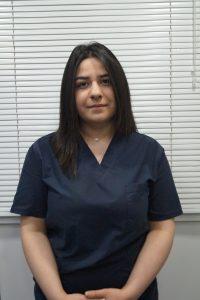 Gaya Demirchyan, general practice veterinarian