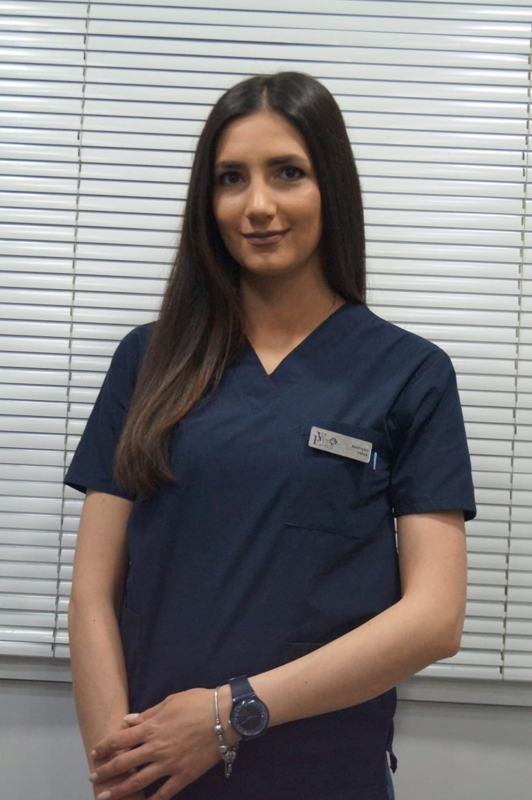 Сона Оганнисян, ветеринарный врач