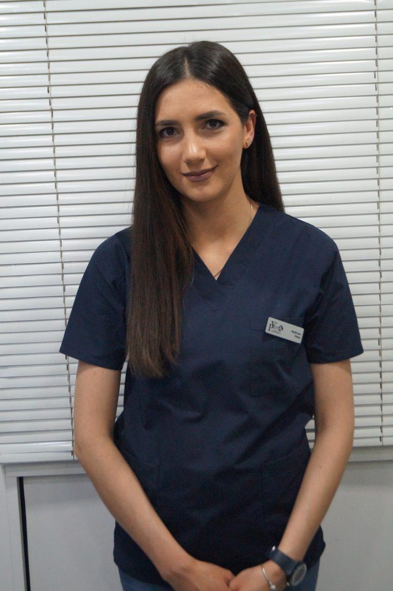 Sona Hovannisyan, veterinarian